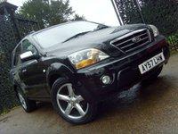 2007 KIA SORENTO 2.5 TITAN 5d AUTO 168 BHP £6999.00
