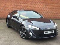 2012 TOYOTA GT86 2.0 D-4S 2d 197 BHP £15000.00