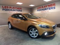 2013 VOLVO V40 1.6 D2 CROSS COUNTRY LUX 5d AUTO 113 BHP £8999.00