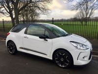 USED 2012 62 CITROEN DS3 1.6 DSTYLE PLUS 3d 120 BHP