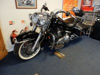 2007 HARLEY DAVIDSON FLHRSE FLHRSE ROAD KING CLASSIC £11990.00