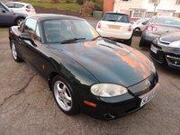 2003 MAZDA MX-5 1.8 MONTANA 2d 144 BHP £3250.00