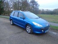 2006 PEUGEOT 307 1.6 SW S 5d 108 BHP £1995.00