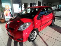 2010 TOYOTA YARIS 1.3 TR VVT-I MM 5d AUTO 99 BHP 40000 MILES VERY CLEAN £5295.00