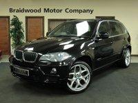 2009 BMW X5 3.0 XDRIVE30D M SPORT 5d AUTO 232 BHP £18975.00