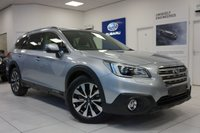 USED 2017 SUBARU OUTBACK 2.0 D SE Premium CVT  Ex Demo - More Available