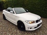 2013 BMW 1 SERIES 2.0 118D EXCLUSIVE EDITION 2d 141 BHP £11495.00
