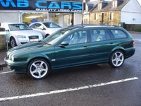 USED 2006 06 JAGUAR X-TYPE 2.2 SPORT 5d 152 BHP JAGUAR + 1 LADY OWNER FROM NEW