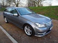 2011 MERCEDES-BENZ C CLASS 2.1 C220 CDI BLUEEFFICIENCY SPORT ED125 5d AUTO 170 BHP £12494.00