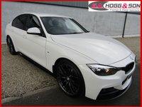 2014 BMW 3 SERIES 2.0 320D XDRIVE M SPORT 4dr AUTO 184 BHP £13995.00