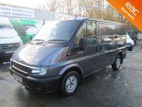 2005 FORD TRANSIT 2.0 TDi 280 SWB 100 BHP *NO VAT* £2995.00