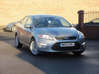 2038 FORD MONDEO 2.0 ZETEC BUSINESS EDITION TDCI 5dr 161 BHP £7350.00