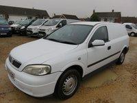 2005 VAUXHALL ASTRA 1.7 CDTI ENVOY 1d 80 BHP 94136 MILES ONLY £1695.00