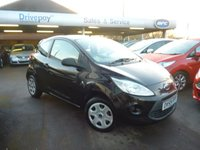 USED 2009 59 FORD KA 1.2 STUDIO 3d 69 BHP NEED FINANCE? WE CAN HELP. WE STRIVE FOR 94% ACCEPTANCE