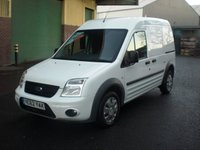 2012 FORD TRANSIT CONNECT 110T 230 LWB TREND VAN £5995.00