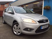 2008 FORD FOCUS 1.6 STYLE 5d 100 BHP £4450.00