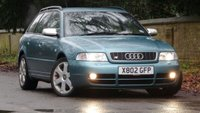 USED 2000 X AUDI S4 AVANT 2.7 S4 AVANT QUATTRO 5dr STUNNING CAR LEATHER SEATS