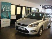 2010 FORD FOCUS 1.6 ZETEC 5d AUTO 99 BHP £4995.00