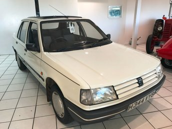 View our PEUGEOT 309