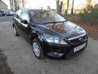 2010 FORD FOCUS 1.6 ECONETIC TDCI 5d 90 BHP £3495.00