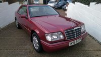 1994 MERCEDES-BENZ E CLASS 2.2 E220 2d AUTO 150 BHP £6500.00