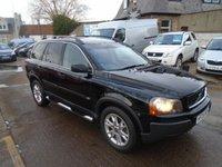 2006 VOLVO XC90 2.4 D5 SE 5d AUTO 183 BHP £5500.00