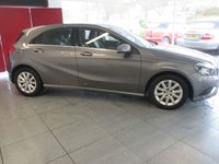 2013 MERCEDES-BENZ A CLASS 1.6 A180 BLUEEFFICIENCY SE 5d AUTO 122 BHP £13995.00