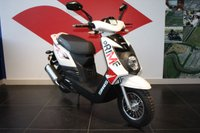 USED 2018 SINNIS PRIME 50 BRAND NEW! 50CC SCOOTER  ***FREE DELIVERY WITHIN 60 MILES***COLOUR RED/WHITE***