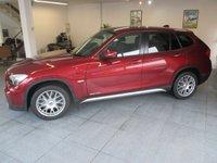 2010 BMW X1 2.0 SDRIVE20D SE 5d AUTO 174 BHP £12995.00