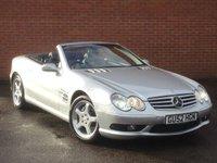 2002 MERCEDES-BENZ SL 5.4 SL55 AMG KOMPRESSOR 2d AUTO 493 BHP £POA