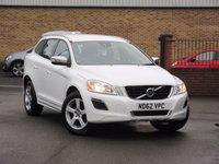 2013 VOLVO XC60 2.0 D4 R-DESIGN NAV 5dr AUTO 161 BHP £14450.00