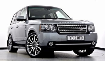 2012 LAND ROVER RANGE ROVER 4.4 TD V8 Westminster Edition 5dr Auto £32995.00