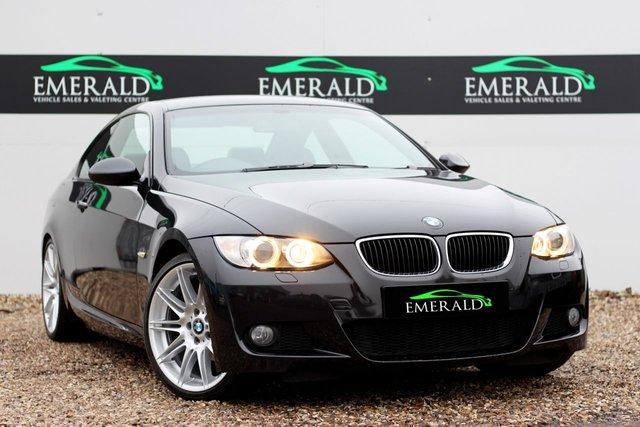 2007 07 BMW 3 SERIES 2.0 320I M SPORT 2d 168 BHP