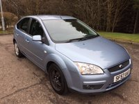 2007 FORD FOCUS 1.8 STYLE 5d 124 BHP £1999.00