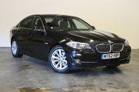 2012 BMW 5 SERIES 2.0 520D EFFICIENTDYNAMICS 4d 181 BHP £12980.00