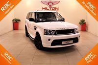 USED 2011 61 LAND ROVER RANGE ROVER SPORT 3.0 TD V6 Autobiography Sport 5dr + TOP OF THE RANGE