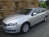 USED 2013 13 VOLVO V60 1.6 D2 BUSINESS EDITION 5d 113 BHP