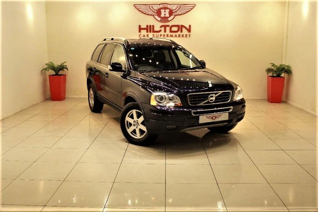 2009 59 VOLVO XC90 2.4 D5 Active Estate Geartronic AWD 5dr