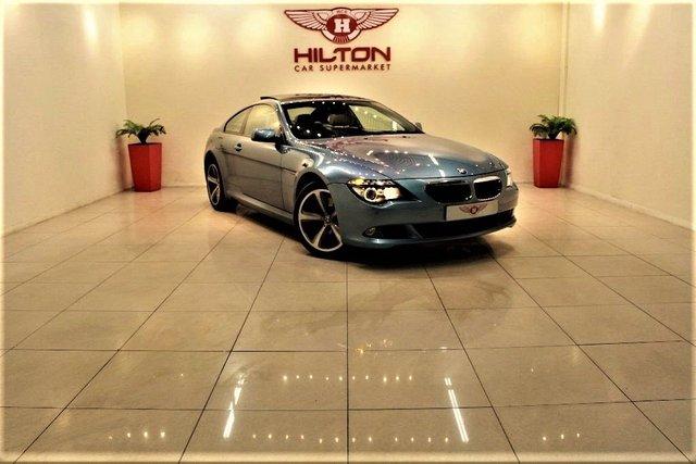 2009 09 BMW 6 SERIES 3.0 635d Sport 2dr