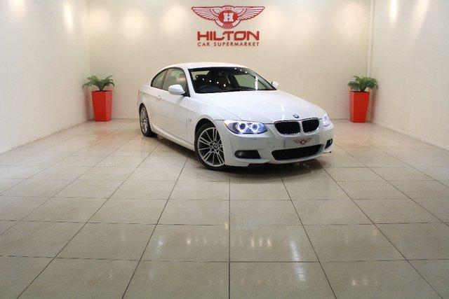 2010 60 BMW 3 SERIES 2.0 320d M Sport 2dr