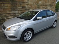 2009 FORD FOCUS 1.8 STYLE 5d 125 BHP £3500.00