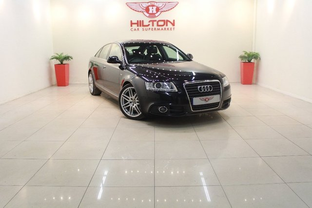 2010 10 AUDI A6 SALOON 2.0 TDI S Line Special Edition Multitronic 4dr