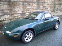 1996 MAZDA MX-5 1.8 I 2d 128 BHP £2500.00