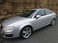2011 SEAT EXEO 2.0 SPORT TECH CR TDI 4d 141 BHP £6300.00