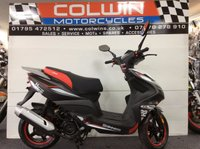 2016 SINNIS HARRIER