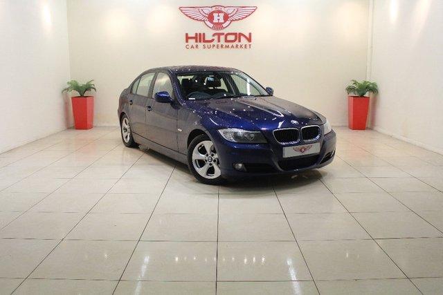 2010 60 BMW 3 SERIES 2.0 320d EfficientDynamics 4dr