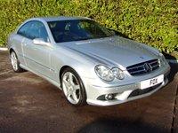 2007 MERCEDES-BENZ CLK 2.1 CLK220 CDI SPORT 2d 148 BHP £5995.00