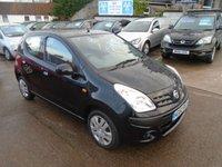 2010 NISSAN PIXO 1.0 N-TEC 5d AUTO 67 BHP £3750.00