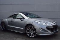 2012 PEUGEOT RCZ 1.6 THP GT 2d 156 BHP £9650.00