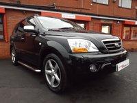 2007 KIA SORENTO 2.5 CRDI TITAN 5d 168 BHP £4849.00